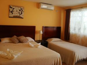 Posada del Mar, Отели типа «постель и завтрак»  Las Tablas - big - 6