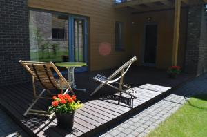 Holiday Villa Palanga, Holiday homes  Palanga - big - 14
