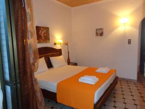 Angela Hotel, Hotely  Agia Marina Aegina - big - 17
