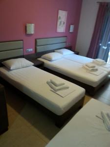Epavlis Eleftheriadi, Hotels  Paralia Katerinis - big - 9