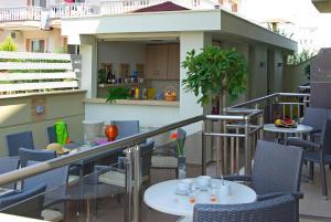 Epavlis Eleftheriadi, Hotels  Paralia Katerinis - big - 14