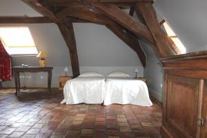 Château d'Island Vézelay, Hotels  Pontaubert - big - 19