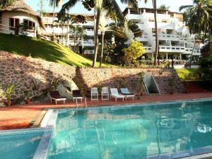 Soma Palmshore, Resorts  Kovalam - big - 21