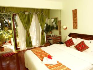Soma Palmshore, Resorts  Kovalam - big - 4