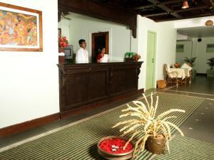 Soma Palmshore, Resorts  Kovalam - big - 11