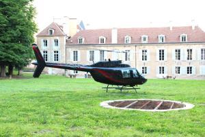 Château d'Island Vézelay, Отели  Pontaubert - big - 58