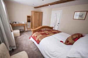 The Potton Nest Bed and Breakfast, B&B (nocľahy s raňajkami)  Potton - big - 8