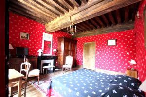 Château d'Island Vézelay, Hotely  Pontaubert - big - 24