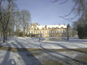 Château d'Island Vézelay, Отели  Pontaubert - big - 60