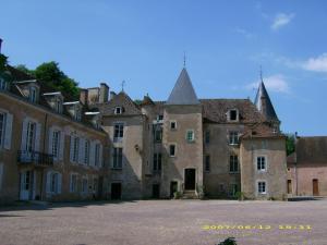 Château d'Island Vézelay, Отели  Pontaubert - big - 59