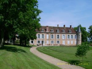 Château d'Island Vézelay, Отели  Pontaubert - big - 56