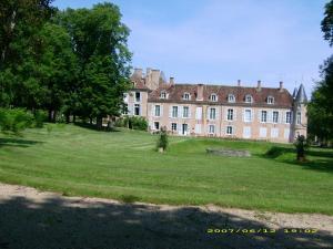 Château d'Island Vézelay, Отели  Pontaubert - big - 63
