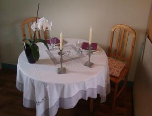 La Petite Parenthèse, Appartamenti  Honfleur - big - 3