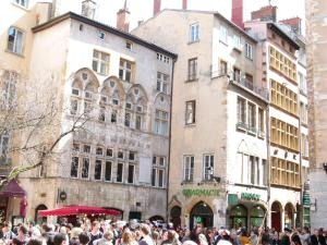 Vieux Lyon Cour Renaissance, Апартаменты  Лион - big - 26