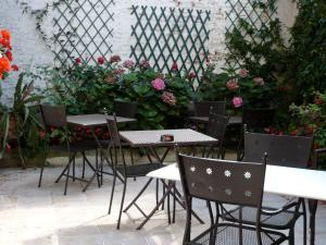 Le Relais Vauban, Hotels  Abbeville - big - 34