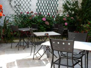 Le Relais Vauban, Hotels  Abbeville - big - 32