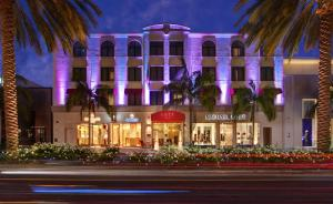 Luxe Rodeo Drive Hotel (13 of 45)