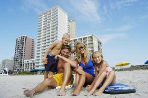 Carolinian Beach Resort, Hotely  Myrtle Beach - big - 79