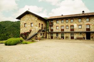 Agriturismo l'Uva e le Stelle, Farm stays  Faedis - big - 22