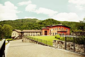 Agriturismo l'Uva e le Stelle, Farm stays  Faedis - big - 27