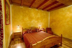 Hotel Rendez-Vous, Hotely  Aymavilles - big - 16