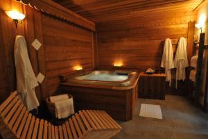 Hotel Rendez-Vous, Hotely  Aymavilles - big - 29