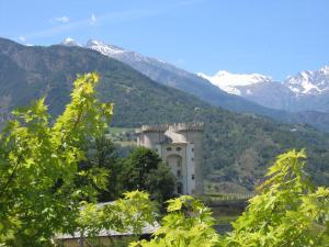 Hotel Rendez-Vous, Hotely  Aymavilles - big - 28
