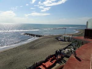 La Terrazza Sul Mare Di Roma 2 3 Wifi Ac Appartamento
