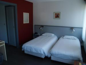Le Relais Vauban, Hotels  Abbeville - big - 6