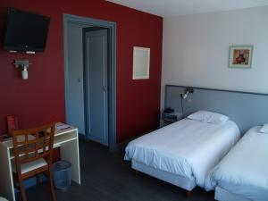 Le Relais Vauban, Hotels  Abbeville - big - 2
