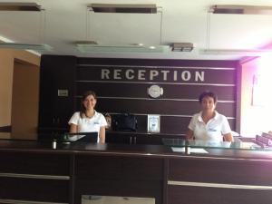 Hotel Pliska, Отели  Солнечный берег - big - 17