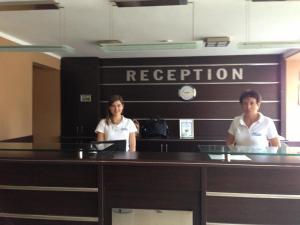 Hotel Pliska, Отели  Солнечный берег - big - 14