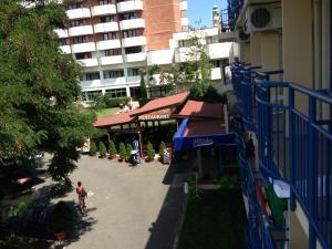 Hotel Pliska, Отели  Солнечный берег - big - 20