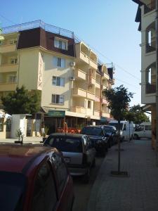 Krasi Hotel, Hotels  Ravda - big - 22