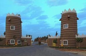 Al Malfa Resort, Курортные отели  Унайза - big - 2