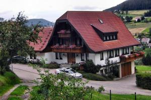 Martina Frey Ferienwohnungen, Apartments  Baiersbronn - big - 33