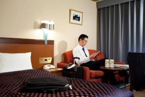 Hotel Brighton City Kyoto Yamashina, Отели  Киото - big - 39