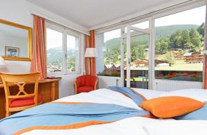 Derby Swiss Quality Hotel, Hotely  Grindelwald - big - 19