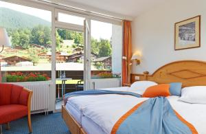 Derby Swiss Quality Hotel, Hotely  Grindelwald - big - 18