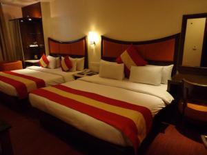 Hotel Aura, Отели  Нью-Дели - big - 67