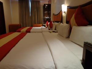 Hotel Aura, Отели  Нью-Дели - big - 12