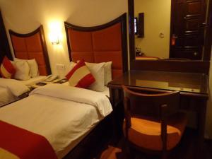 Hotel Aura, Отели  Нью-Дели - big - 17