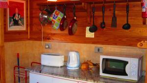 Cabañas & Cafe Lahuel, Ferienparks  Puerto Varas - big - 28