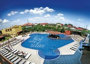Viva Club Hotel Galati, Resorts  Galaţi - big - 49