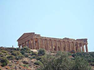 Guest House Artemide, Panziók  Agrigento - big - 41