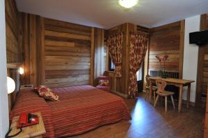 Hotel Rendez-Vous, Hotely  Aymavilles - big - 3