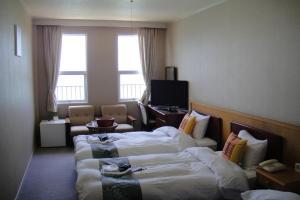 Hotel Green Plaza Shodoshima, Hotels  Tonosho - big - 9