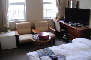 Hotel Green Plaza Shodoshima, Hotels  Tonosho - big - 8