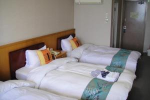 Hotel Green Plaza Shodoshima, Hotels  Tonosho - big - 3