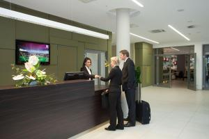 Best Western Plus Hotel LanzCarré, Hotels  Mannheim - big - 27